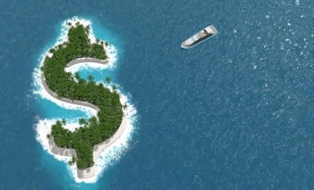 Raje podatkowe rejestrują ponad 1/4 dochodów 20 największych banków europejskich