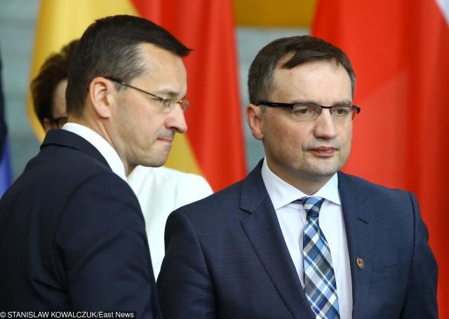 Państwo Polskie silne wobec słabych i na kolanach wobec silnych